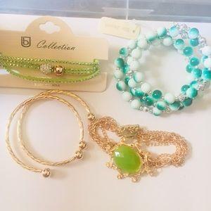Jewelry - Set Of Bracelets #B1005